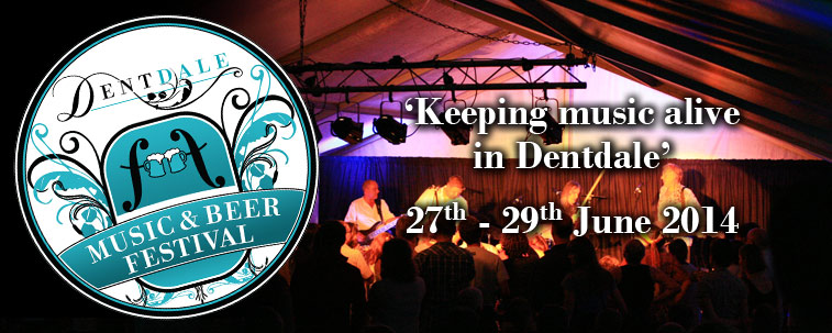 The Dentdale Music and Beer Festival 2014